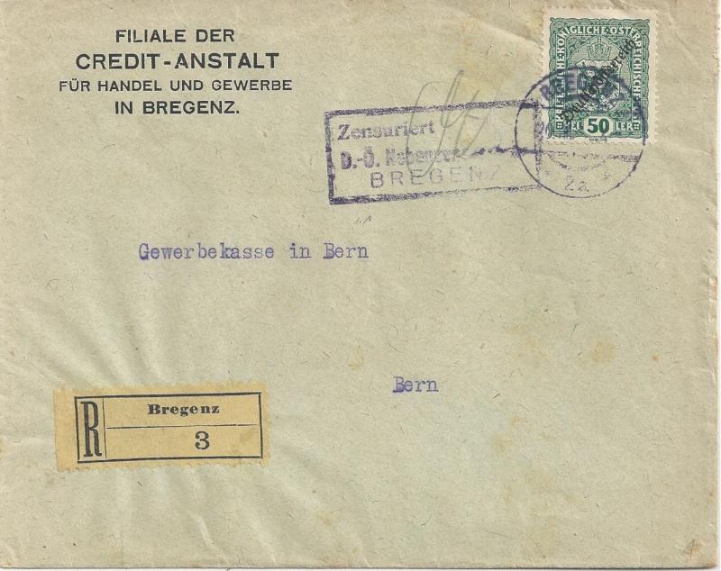 Inflation in Österreich - Belege - 1918 bis 1925 - Seite 6 Bild63