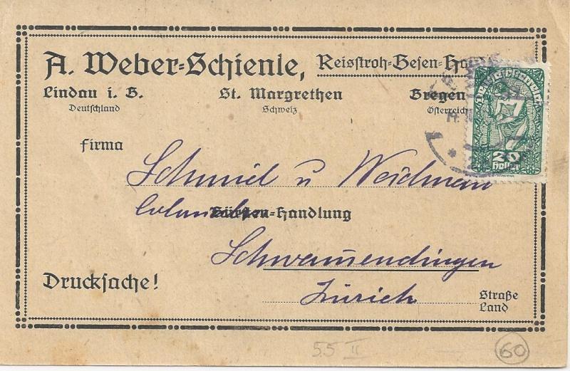 Inflation in Österreich - Belege - 1918 bis 1925 - Seite 6 Bild72