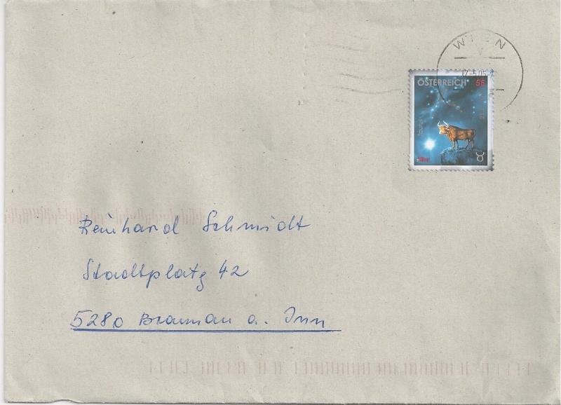 Sammlung Bedarfsbriefe Österreich ab 1945 - Seite 6 Bild81