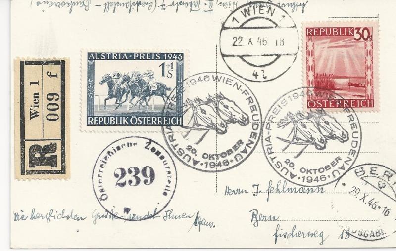 Sammlung Bedarfsbriefe Österreich ab 1945 - Seite 6 Bild86