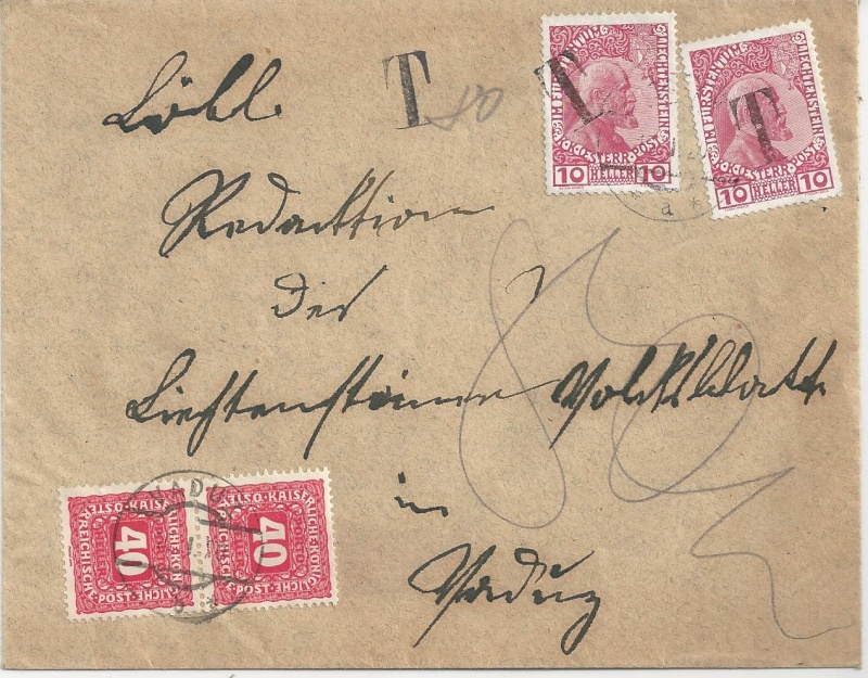 Inflation in Österreich - Belege - 1918 bis 1925 - Seite 6 Bild89