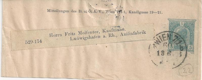 Streifbänder des DÖAV Bild95