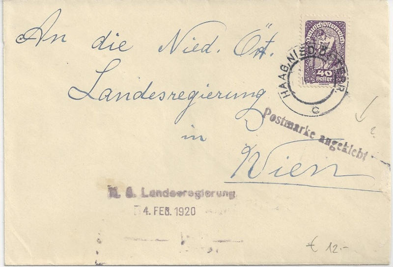 Inflation in Österreich - Belege - 1918 bis 1925 - Seite 6 Bild_112