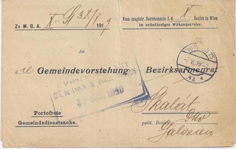 Inflation in Österreich - Belege - 1918 bis 1925 - Seite 5 Bild_215