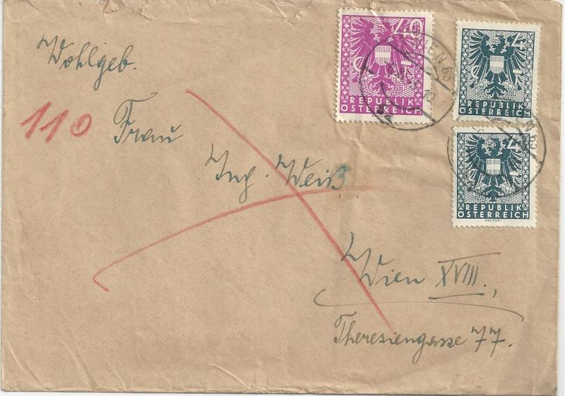 Wappenzeichnung  -  ANK 714-736 - Belege - Seite 2 Bild_230