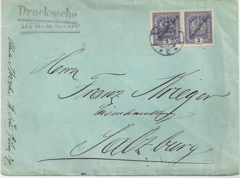 Inflation in Österreich - Belege - 1918 bis 1925 - Seite 6 Bild_242