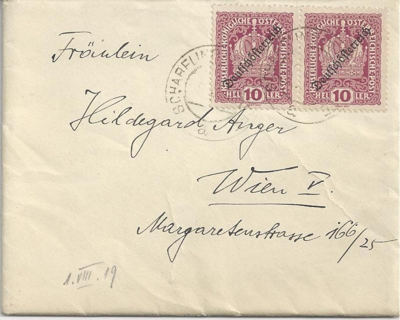 Inflation in Österreich - Belege - 1918 bis 1925 - Seite 6 Bild_243