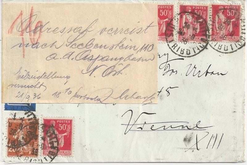 Österreichische Rohrpost der 1. Republik Bild_248