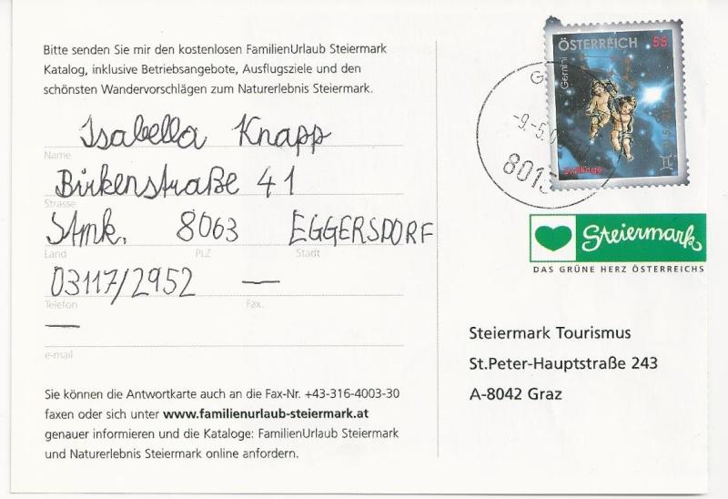 Sammlung Bedarfsbriefe Österreich ab 1945 - Seite 6 Bild_255