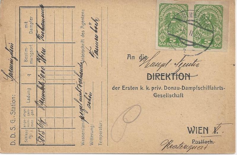 Inflation in Österreich - Belege - 1918 bis 1925 - Seite 6 Bild_260
