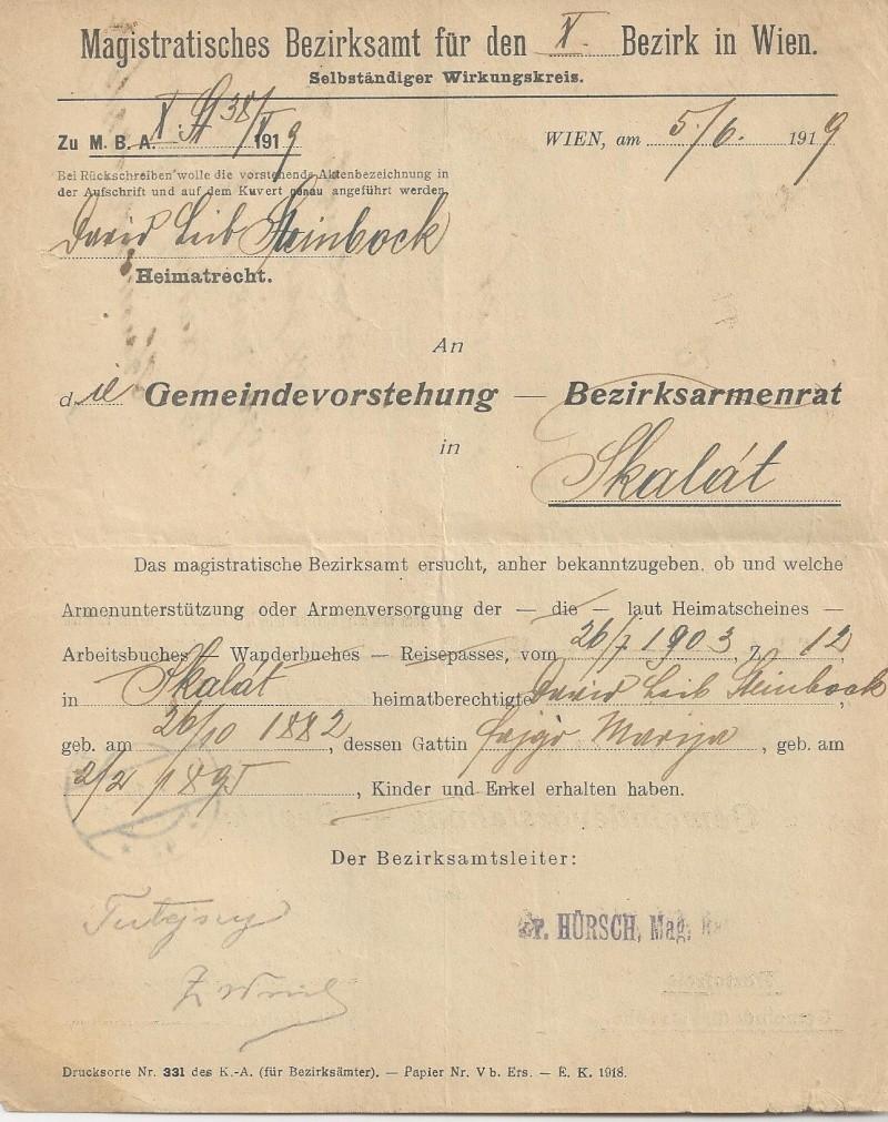 Inflation in Österreich - Belege - 1918 bis 1925 - Seite 5 Bild_315