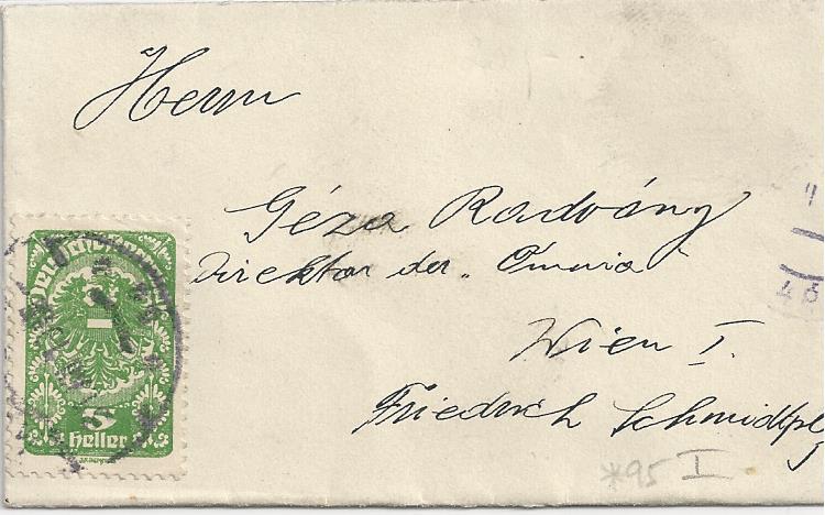 Inflation in Österreich - Belege - 1918 bis 1925 - Seite 6 Bild_336