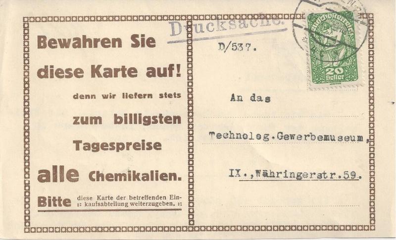 Inflation in Österreich - Belege - 1918 bis 1925 - Seite 6 Bild_339