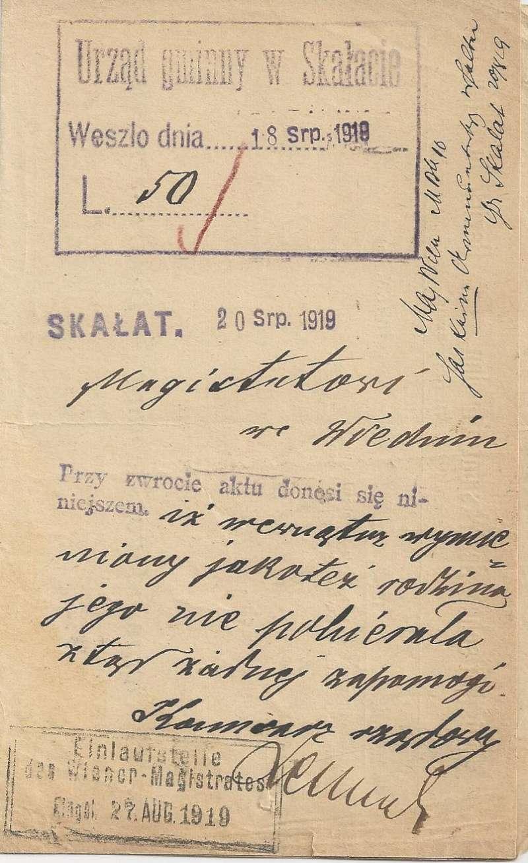 Inflation in Österreich - Belege - 1918 bis 1925 - Seite 5 Bild_413