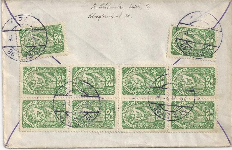 Inflation in Österreich - Belege - 1918 bis 1925 - Seite 6 Bild_429
