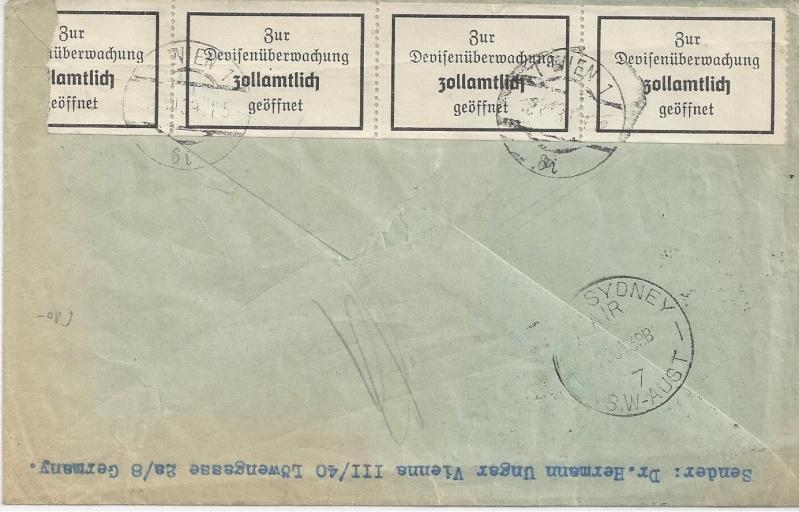 Österreich im III. Reich (Ostmark) Belege - Seite 6 Bild_430