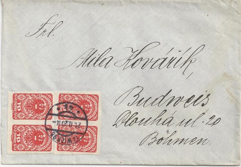 Inflation in Österreich - Belege - 1918 bis 1925 - Seite 6 Bild_434