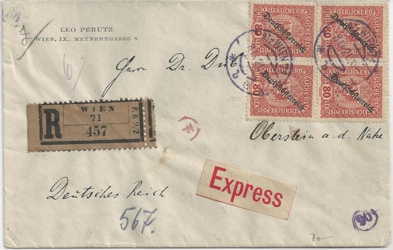 Inflation in Österreich - Belege - 1918 bis 1925 - Seite 6 Bild_524