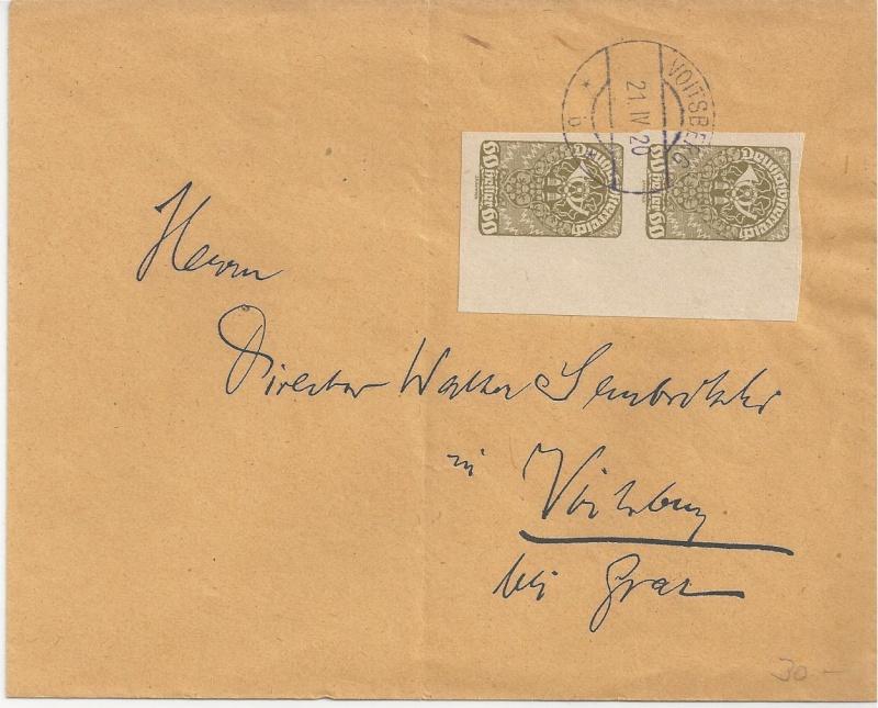 Inflation in Österreich - Belege - 1918 bis 1925 - Seite 6 Bild_535