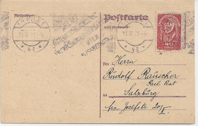 Inflation in Österreich - Belege - 1918 bis 1925 - Seite 5 Bild_610