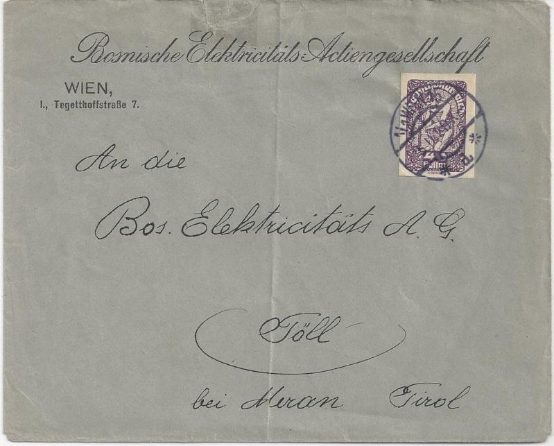 Inflation In österreich Belege 1918 Bis 1925 Seite 5