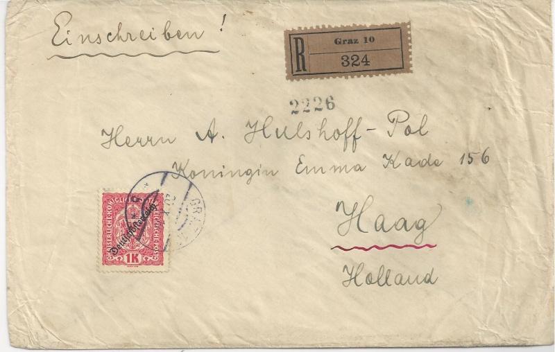 Inflation in Österreich - Belege - 1918 bis 1925 - Seite 6 Bild_617