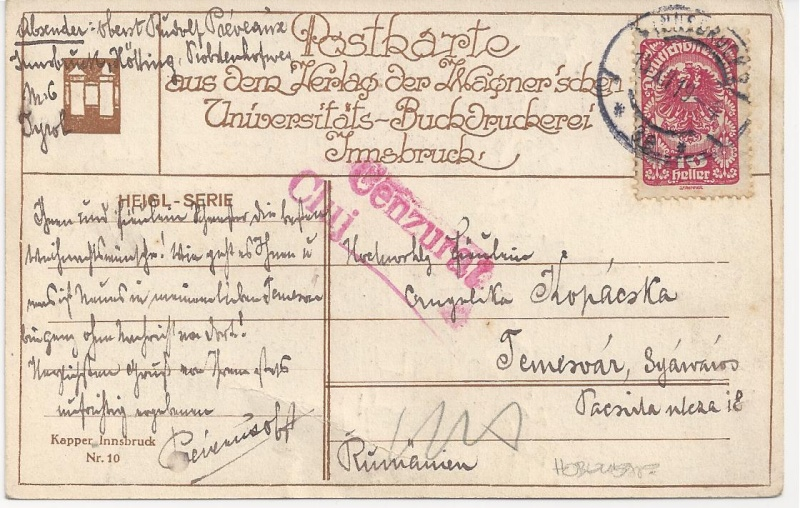 Inflation in Österreich - Belege - 1918 bis 1925 - Seite 6 Bild_618