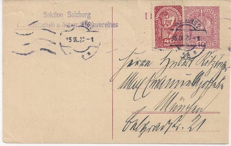 Inflation in Österreich - Belege - 1918 bis 1925 - Seite 5 Bild_711