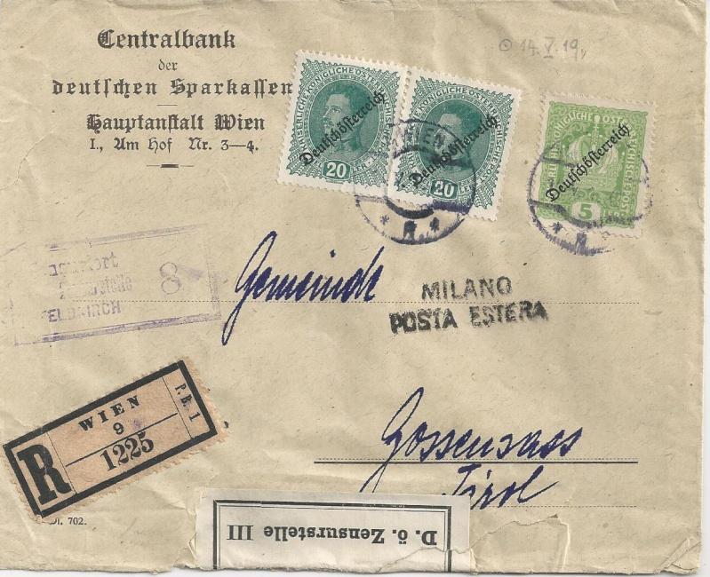 Inflation in Österreich - Belege - 1918 bis 1925 - Seite 6 Bild_713