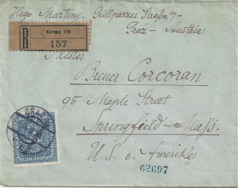 Inflation in Österreich - Belege - 1918 bis 1925 - Seite 6 Bild_715
