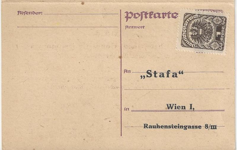 Inflation in Österreich - Belege - 1918 bis 1925 - Seite 5 Bild_810