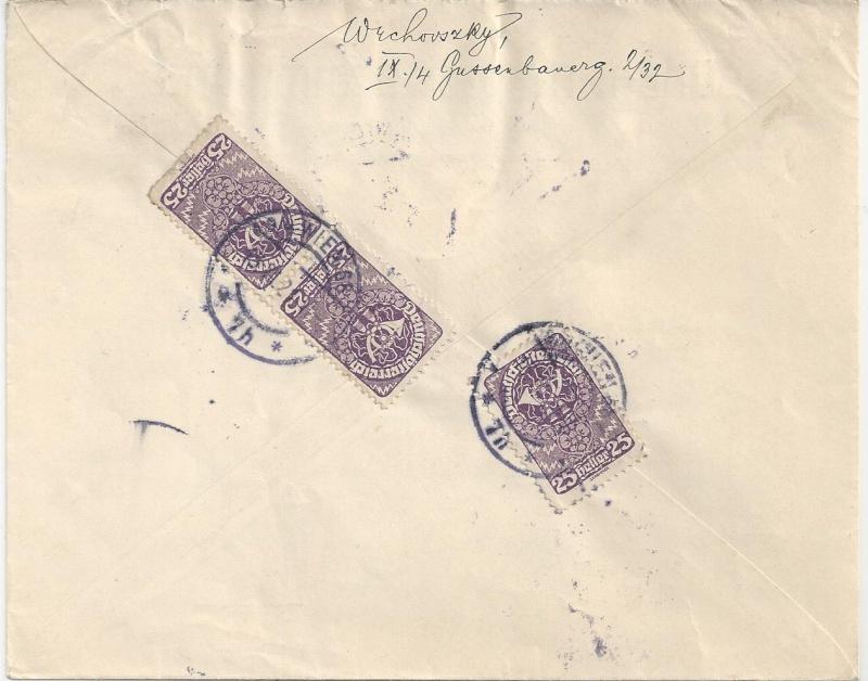 Inflation in Österreich - Belege - 1918 bis 1925 - Seite 6 Bild_814