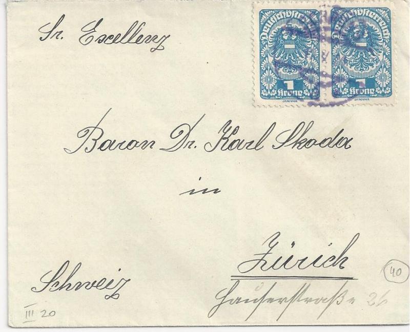 Inflation in Österreich - Belege - 1918 bis 1925 - Seite 6 Bild_815