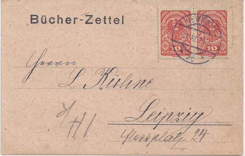 Inflation in Österreich - Belege - 1918 bis 1925 - Seite 6 Bild_912