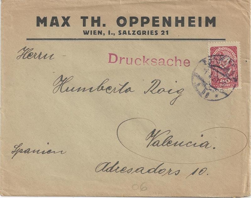 Inflation in Österreich - Belege - 1918 bis 1925 - Seite 6 Bild_913