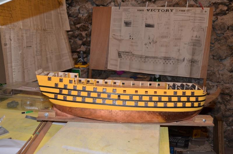 HMS Victory de Mantua au 1/98° - Page 6 Dsc_4510