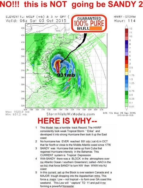 Hybrid / Sub-Tropical Storm Possible Sunday-Monday (UNCERTAINTY) - Page 5 Dt10