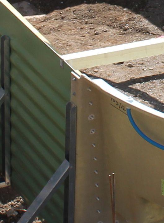 Jonction escalier Pacio avec panneaux Joncti10