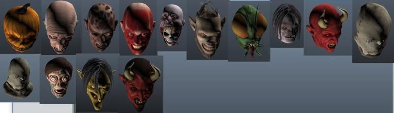 GTA V Online : les masques de la maj Halloween  Gta_5_10