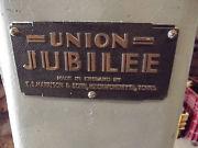 Made in England  tour à bois Union Jubilee Union_11