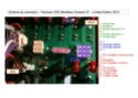 Cablage électrique et panneau électrique VDO Schema10