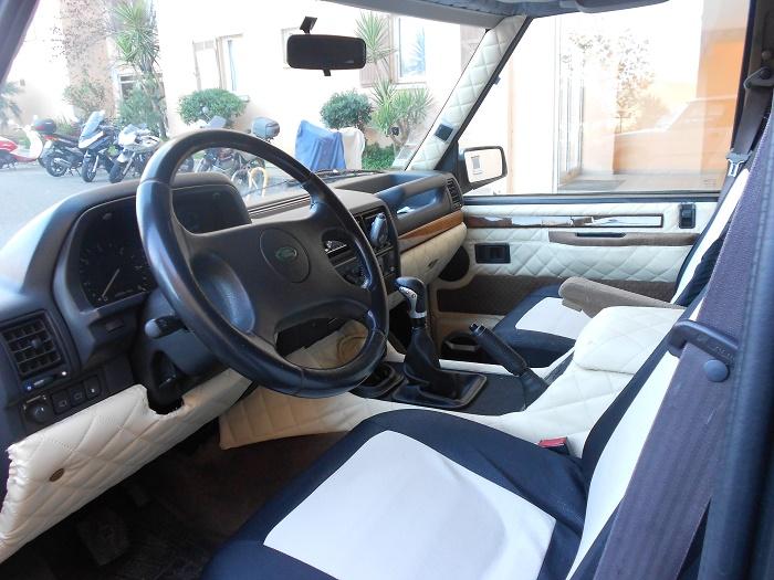 ROVER - Présentation de mon Range Rover Classic 300 TDI de 1994 115