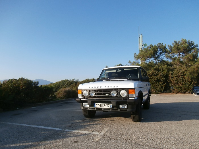 ROVER - Présentation de mon Range Rover Classic 300 TDI de 1994 310