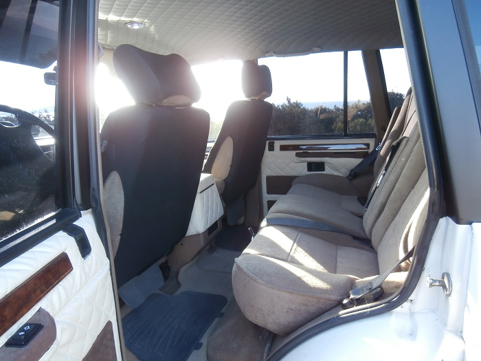 ROVER - Présentation de mon Range Rover Classic 300 TDI de 1994 410