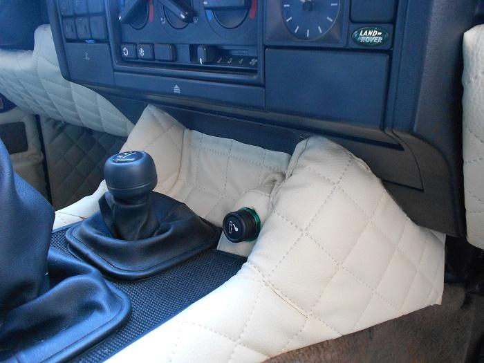 ROVER - Présentation de mon Range Rover Classic 300 TDI de 1994 710