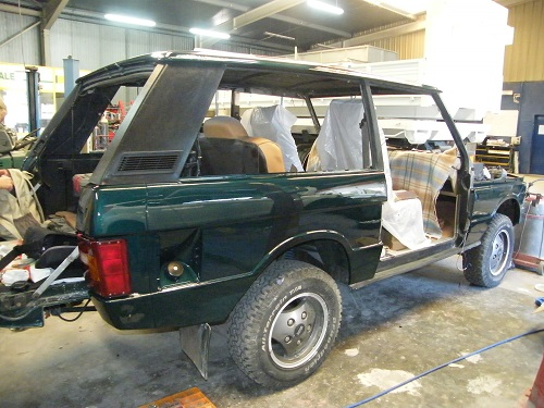 ROVER - Présentation de mon Range Rover Classic 300 TDI de 1994 B0000911