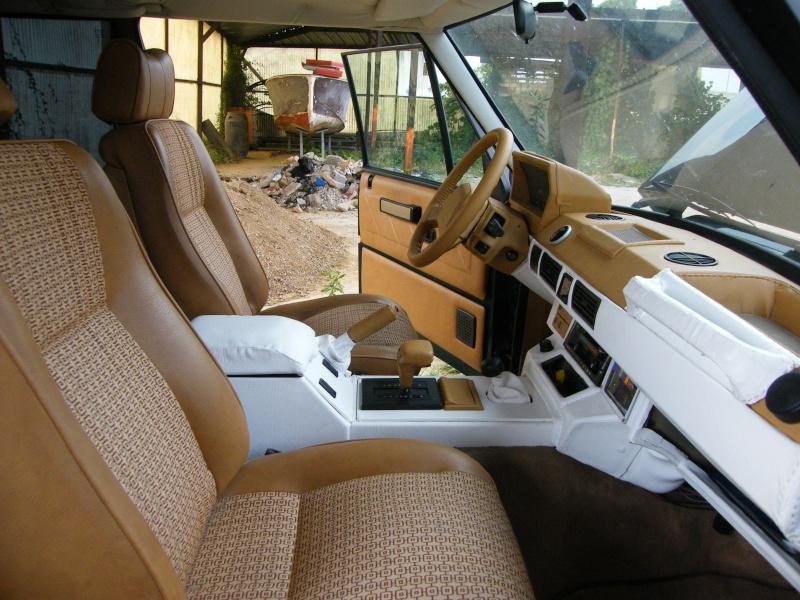 ROVER - Présentation de mon Range Rover Classic 300 TDI de 1994 Dscf0110