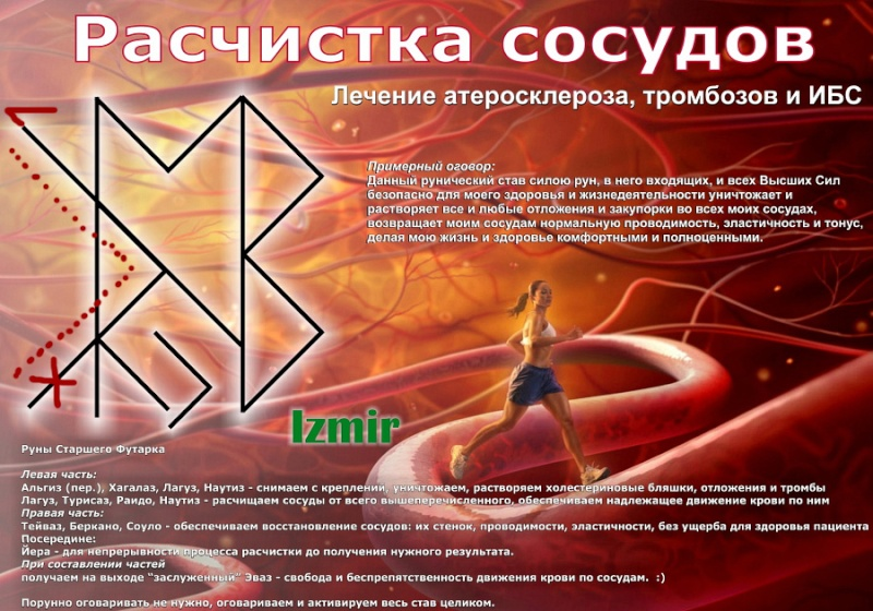 """Став """"Расчистка сосудов"""" 59249710"""