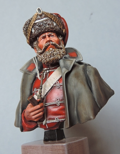 Buste Hussard Prussien 1870/1870 Terminé.... Dscn1820