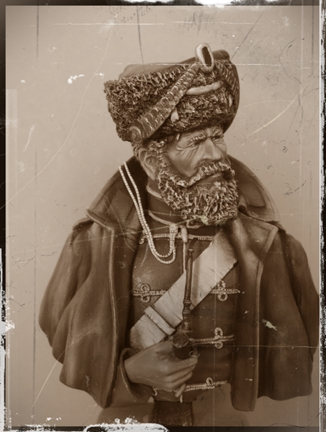 Buste Hussard Prussien 1870/1870 Terminé.... Dscn1821